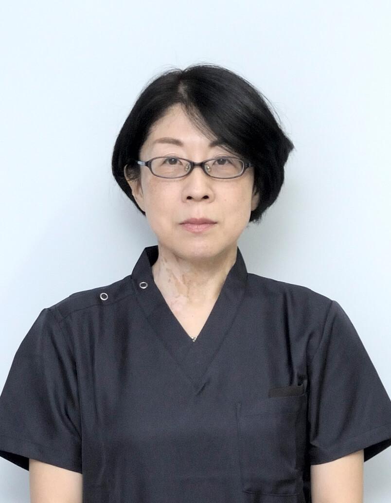 感染管理認定看護師 佐藤ひふみ(2012年取得)